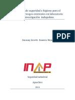 Métodos de seguridad e higiene para el control de riesgos existentes en laboratorio de investigación  indupalma.docx