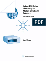 Agilent 1200 Series Diode Array and Multiple Wavelength Detectors User Manual1678