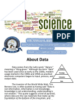 Computer Data Science
