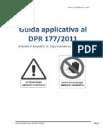 Guida Applicativa Decreto 177 2011