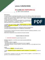 Lezione 2_Funzioni del participio 1