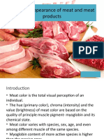 Colour and appearance of meat and meat products.pptx
