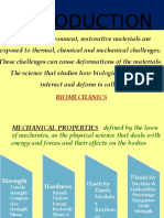 Mechanical Properties presentation