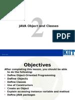 Java Programming Lesson 2