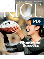 Rice Magazine Issue 8