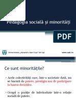 PEDAGOGIE SOCIALA Minoritati si P.S.ppt