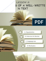 Properties of a well written text.pptx