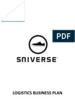 SNIVERSE Logistics Business Plan
