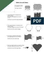 Area and volume of similar shapes Worksheet 2.pdf