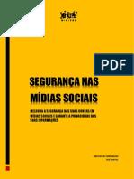 Segurança nas Mídias Sociais (e-book)