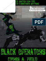 Otherverse Games - D20 Modern - Psi-Watch - Black Operators