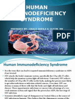 HUMAN IMMUNODEFICIENCY SYNDROME