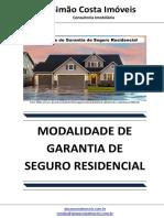 Modalidade de Garantia de Seguro Residencial