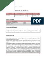Programa de Int. al Derecho (UNDEC)