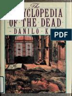 Kiš, Danilo - The encyclopedia of the dead-Farrar Straus Giroux (1989)