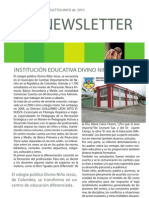Newsletter Mayo 2010 Easse