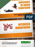 Sanciones de orden tributario en Colombia