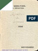 Cuaderno de títulos de óperas para analizar