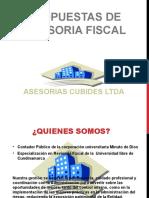 exposicion PROPUESTAS DE REVISORIA