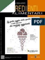 Food Design - Ingredienti Alimentari - Gennaio-Febbraio 2019