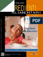 Food Design - Ingredienti Alimentari - Marzo-Aprile 2019