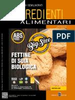 Food Design - Ingredienti Alimentari - Luglio-Agosto 2019