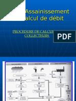 Cours Assainissement et calcul de débit.ppt