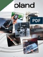 Catalogo Produtos Roland