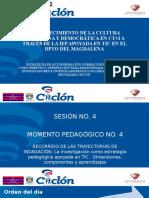 FORTALECIMIENTO DE LA CULTURA CIUDADANA Y DEMOCRÁTICA EN
