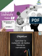 EJERCITANDO LA LITERATURA I