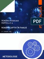 IRES_ROMANIA_STA_ACASA_CAPTIVI IN FAMILIE_STUDIU NATIONAL_PARTEA a II A_26 MARTIE 2020