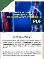 Advances in OM of Scheuermanns kyphosis.pptx