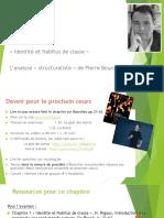 Chapitre 1 Bourdieu Partie 1 Capitaux et position sociale objective