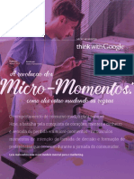 A revolução dos micromomentos