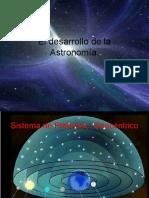 ASTRONOMIA Y FISICA CLASE 1