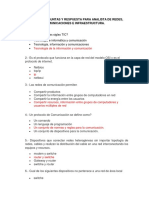BANCO DE PREGUNTAS Y RESPUESTA PARA ANALISTA DE REDES