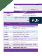 LISTADO DE CLINICAS ACTIVAS PARSALUD MARZO 2020.xlsx