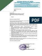 Surat Permberitahuan
