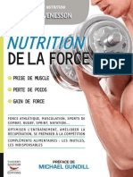 Julien Venesson - Nutrition de la Force