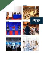 Panel, debate, imagens