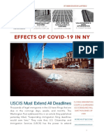 March 26, 2020 News & Updates NY Immigration Law