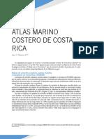 Atlas marino costero de Costa Rica.