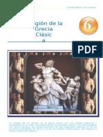 sem 06 - Religión de la grecia clasica