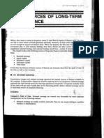 SourcesofLongTermFinance-Prasanna Chandra