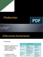 4 Piodermias