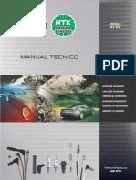 Manual-Tecnico NGK Bujias Cables para bujias y sensor lamda