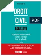 L1 - Droit Civil (5)