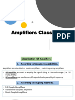 CLASSES OF AMPLIFIERS.pdf