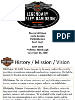 Harley Davidson - Final Powerpoint #2
