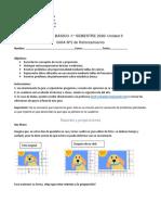 Guía 2 Matemáticas 8vo